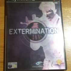 PS2 Extermination / joc original PAL by WADDER - Jocuri PS2 Sony, Actiune, 16+, Single player