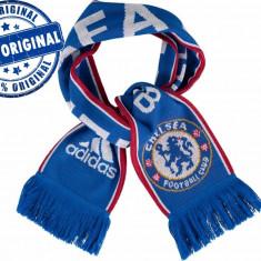 Fular Adidas Chelsea - fular original - esarfa suporter - Fular fotbal, De club, Chelsea Londra