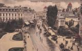 BUCURESTI , CALEA VICTORIEI , AUTOMOBILE , TRASURI