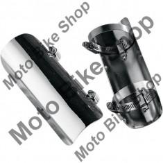 MBS Protectie toba, lungime 18cm, diametru 5.7cm, prindere cu colier, 1 bucata, Cod Produs: 990175PE