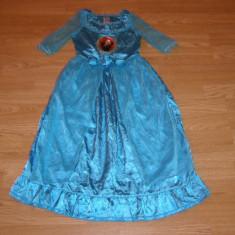 Costum carnaval serbare merida pentru copii de 5-6 ani - Costum Halloween, Marime: Masura unica, Culoare: Din imagine