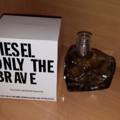PARFUM TESTER DIESEL ONLY THE BRAVE 125ML - Parfum barbati Diesel, Apa de parfum, 100 ml