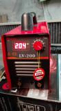 Promotie Aparat de sudura, invertor Edon LV-200 Amperi.