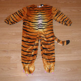Costum carnaval serbare animal tigru pentru copii de 2-3-4 ani - Costum Halloween, Marime: Masura unica, Culoare: Din imagine