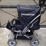 Baby 1 One, maner reversibil, carucior copii 0 - 3 ani