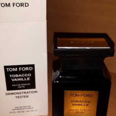 PARFUM TESTER TOM FORD TABACCO VANILLE 100ML - Parfum barbati Tom Ford, Apa de parfum