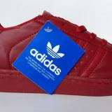 Adidasi Adidas SuperStar Dama - Adidasi dama, Culoare: Din imagine, Marime: 36, 37, Piele sintetica