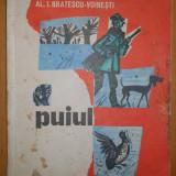 PUIUL - AL.I.BRATESCU VOINESTI - ILUSTRATII DE RONI NOEL - 1970 - Carte de povesti