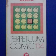 Almanah Perpetuum Comic Urzica 1984 / C24P