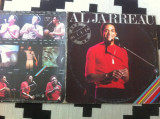 Al Jarreau ‎Look To The Rainbow live in europe dublu disc vinyl 2LP germany, VINIL
