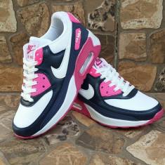 ADIDASI NIKE AIR MAX HYPERFUSE DAMA NOU 2017 PRIMAVARA - Adidasi dama Nike, Culoare: Din imagine, Marime: 37, 38, 39, 40, Textil