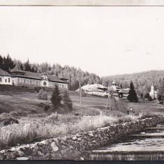Bnk cp Stana de Vale - Vedere din statiune - uzata - Carte Postala Crisana dupa 1918, Circulata, Printata