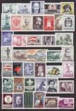 1213 - Austria lot timbre nestampilate,fara sarniera,perfecta stare