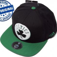 Sapca Adidas Boston Celtics Flat Brim - originala fullcap flat brim - Sapca Barbati Adidas, Marime: S, Culoare: Din imagine