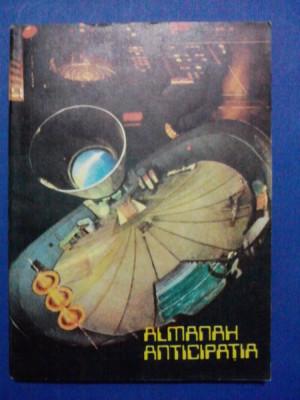 Almanah Anticipatia 1988 / C24P foto