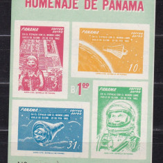Panama 1962 cosmos MI bl.12 MNH w37 - Timbre straine, Nestampilat