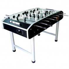 Masa de fotbal Sardi Black and White - Foosball