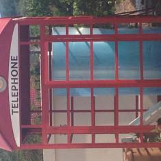 Cabina telefonică britanica
