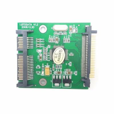 Adaptor SATA 22 Pin la IDE 50pin 1.8 Inch foto