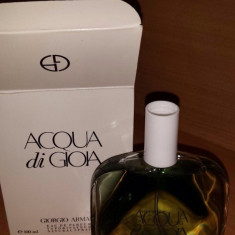 PARFUM TESTER ACQUA DI GIOIA GIORGIO ARMANI 100ML - Parfum femeie Armani, Apa de parfum