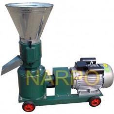 Masina de granulat furaje Micul Fermier SY-120 granulator hrana animale peleti - Moara
