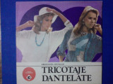Tricotaje dantelate - Smaranda Sburlan / C24P, Alta editura