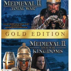 Joc software Total War: Medieval II Gold Edition PC - Jocuri PC Sega