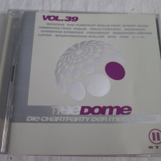 Various ‎– The Dome Vol. 39 _ dublu CD, compilatie, Germania - Muzica Dance emi records