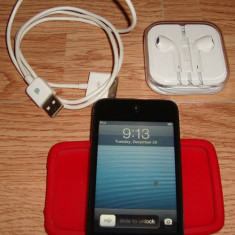 iPod Touch Apple 4Gen 32GB, 4th generation, Negru