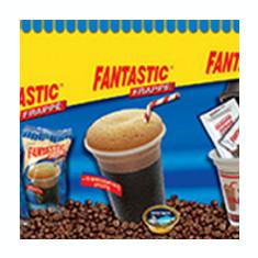 Cafea Fantastic FRAPPE fara lapte in shaker