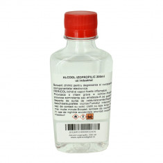 Alcool Izopropilic 200ml