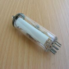 Lampa / tub EM87 magic eye Valvo