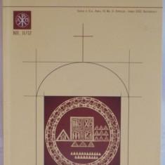 ORTODOXIA REVISTA A PATRIARHIEI ROMANE, NR. II / 12, SERIA A II A, ANUL IV, APRILIE-IULIE, 2012 - Carti Crestinism