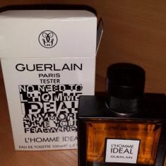 PARFUM TESTER GUERLAIN L'HOMME IDEAL 100ML - Parfum barbati Guerlain, Apa de parfum