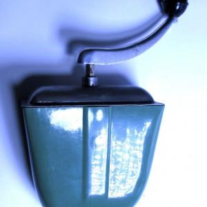 rasnita masina macinat cafea anii 50 de colectie germana veche din bachelita
