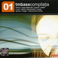 Tmbasecompilatia 01 (1 CD) - Muzica Ambientala roton