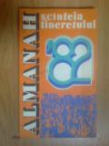 H6 ALMANAH SCANTEIA TINERETULUI ' 82