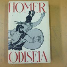 Homer Odiseea Bucuresti 1955 - Carte mitologie