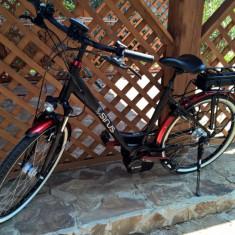 BICICLETA ELECTRICA PE BOSCH 26 INCH ANTIFURT INCARCATOR NOUA VIND SAU SCHIMB - Bicicleta electrice, 20 inch, Numar viteze: 7