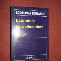 Economie agroalimentara - Dinu Gavrilescu, Daniela Giurca