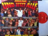James Last Und Jetzt Alle disc vinyl lp muzica pop 1978 made in germany polydor, VINIL