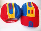 Sapca ROMANIA tricolor - steag sepci reglabile stema caciula fes chipiu RO13