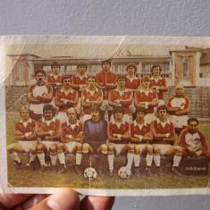 Echipa de fotbal, UTA Arad.Poza veche.