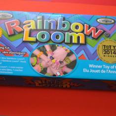 Rainbow loom kit original Franta - Jocuri arta si creatie Altele
