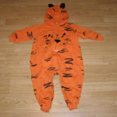 Costum carnaval serbare animal tigru pentru copii de 2-3 ani - Costum Halloween, Marime: Masura unica, Culoare: Din imagine