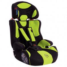 Scaun Auto Copii BERBER INFINITY Verde 095, 1-2-3 (9-36 kg)