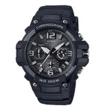 Ceas Casio barbatesc cod MCW-100H-1A3VDF - pret 429 lei (NOU; ORIGINAL) - Ceas barbatesc Casio, Sport, Quartz, Cauciuc, Cronograf, Analog