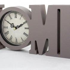Ceas decorativ de perete HOME - NOU - Ceas de perete