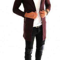Cardigan tip ZARA fashion - Cardigan barbati - 6976 - Hanorac barbati, Marime: S, M, L, XL, Culoare: Din imagine