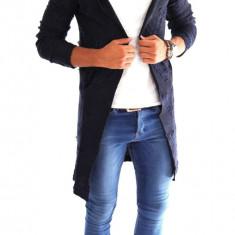 Cardigan tip ZARA fashion - Cardigan barbati - 6972 - Hanorac barbati, Marime: L, XL, Culoare: Din imagine
